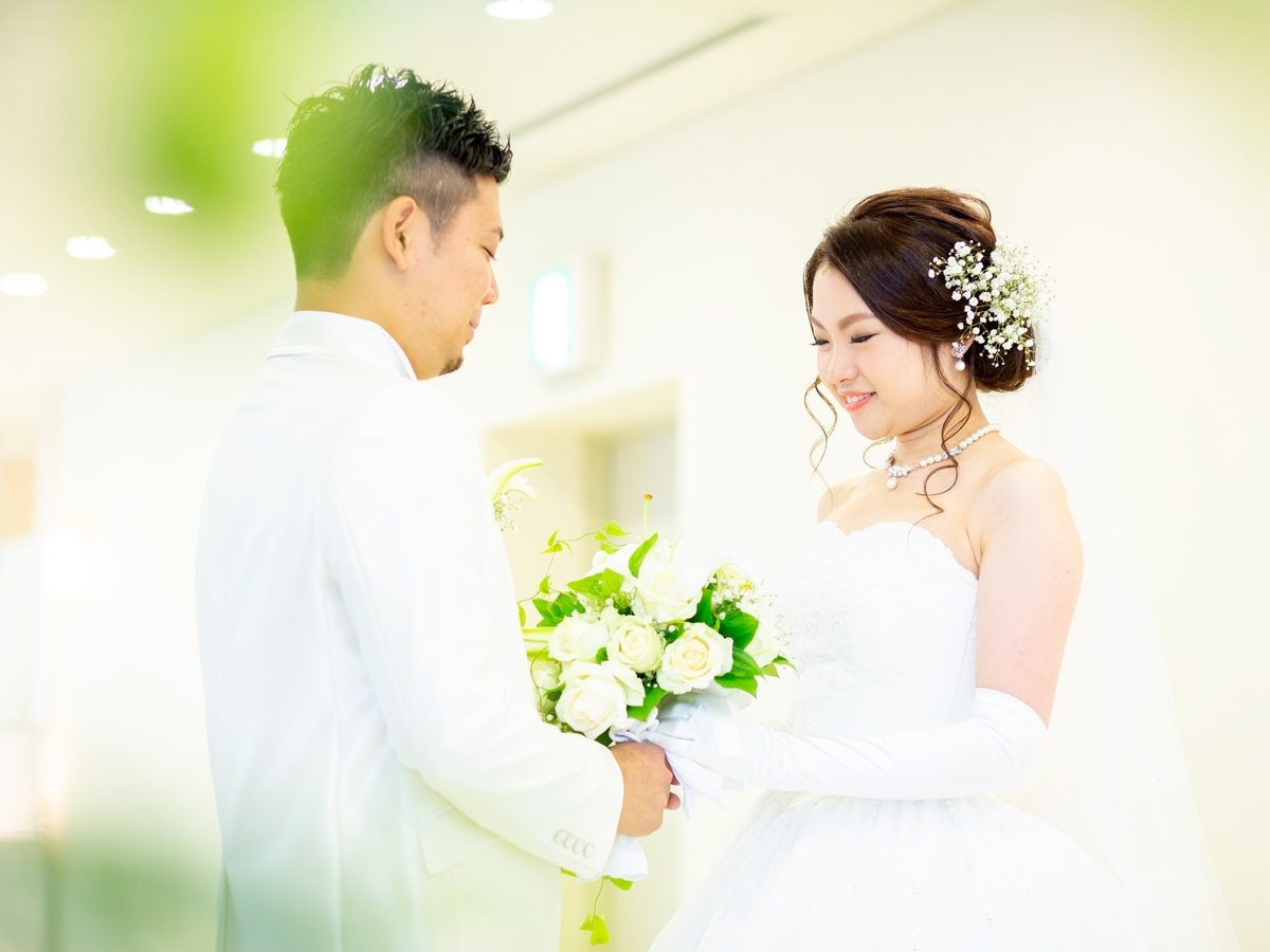 ☆期間限定★地元応援プラン☆江戸川区のカップルにリーズナブルな結婚式をお届け!